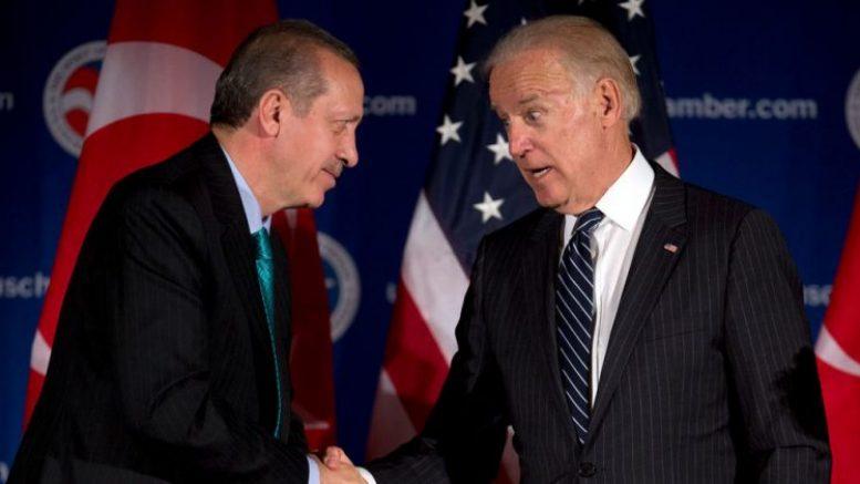 Байден и Эрдоган обсудят Карабахский вопрос вместе с ложным «геноцидом армян»