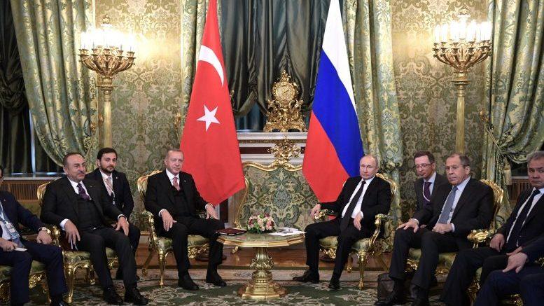 Российско-турецкие отношения до и после второй карабахской войны!