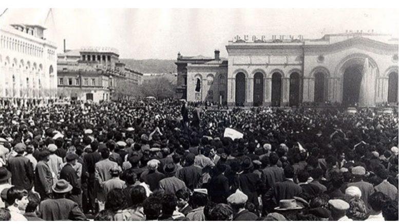 Армения готовилась к войне с Азербайджаном с 60-х годов прошлого века!