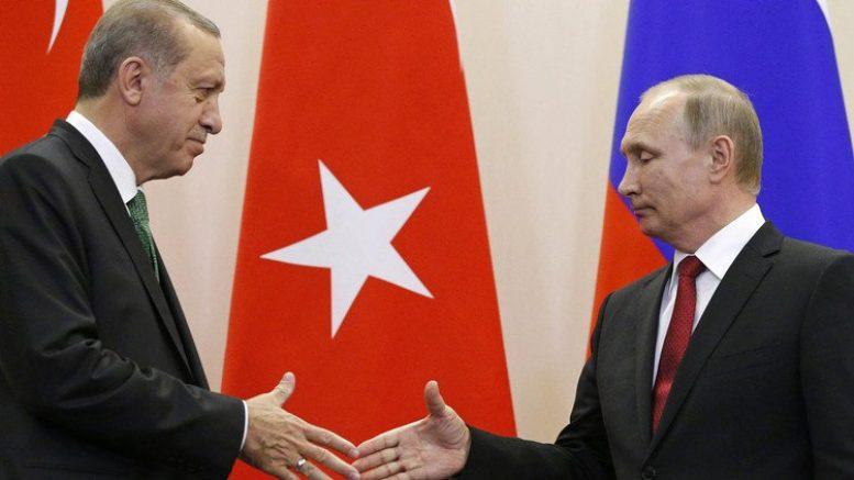 Темы встречи Путина и Эрдогана завтра в Сочи: 2-я атомная станция, Иран, Армения и С-500!