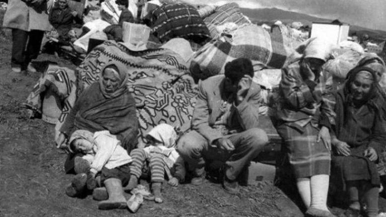 Тайны изгнания азербайджанцев из Армении 80-90-х годах прошлого века. Прямой эфир с Санубер Сараллы