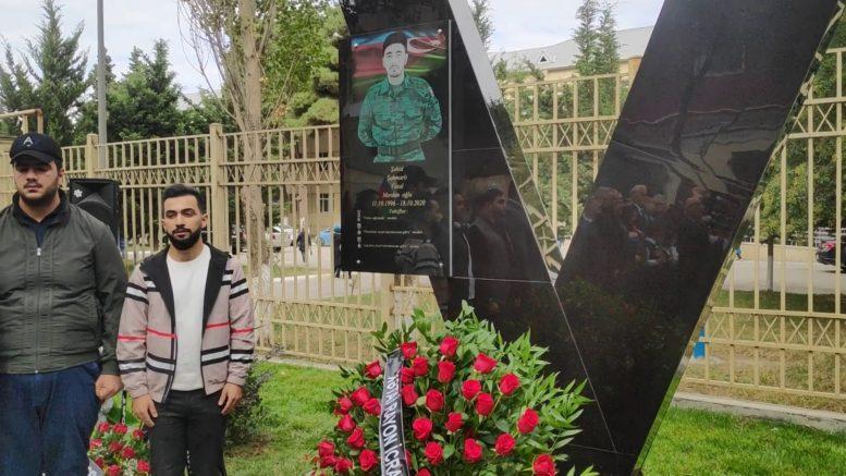 Вусал Шахмарлы 25 лет — Погиб через неделю после дня рождения!